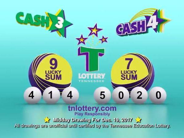 CASH3 CASH4 MIDDAY 12-19-17_454476