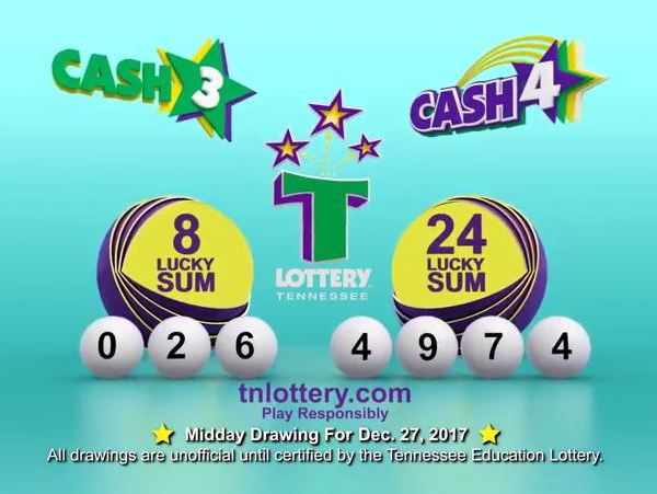 CASH3 CASH4 MIDDAY 12-27-17_457766