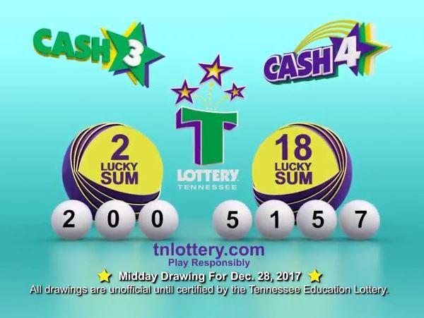 CASH3 CASH4 MIDDAY 12-28-17_458478