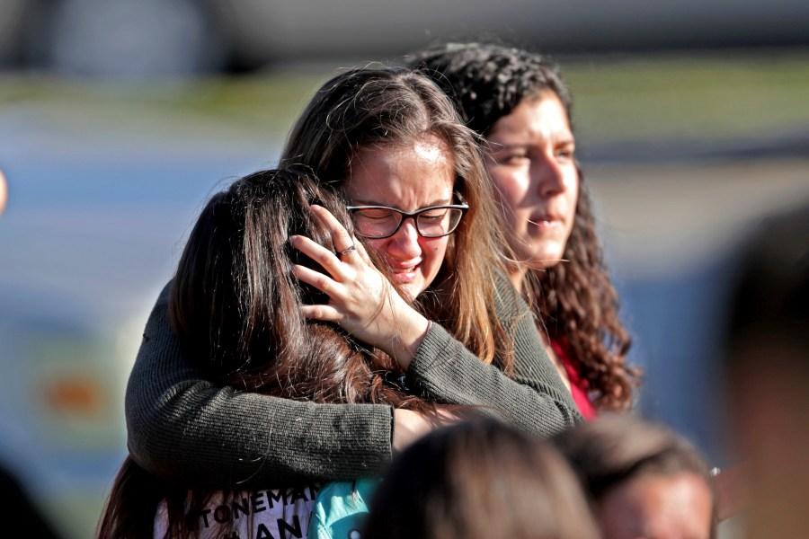 Militia Says School Shooting Suspect Was Member
