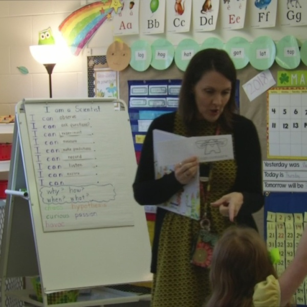 Educator of the Week: Amy Cole