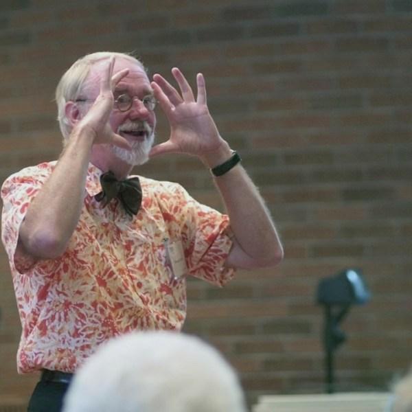 Storyteller Donald Davis