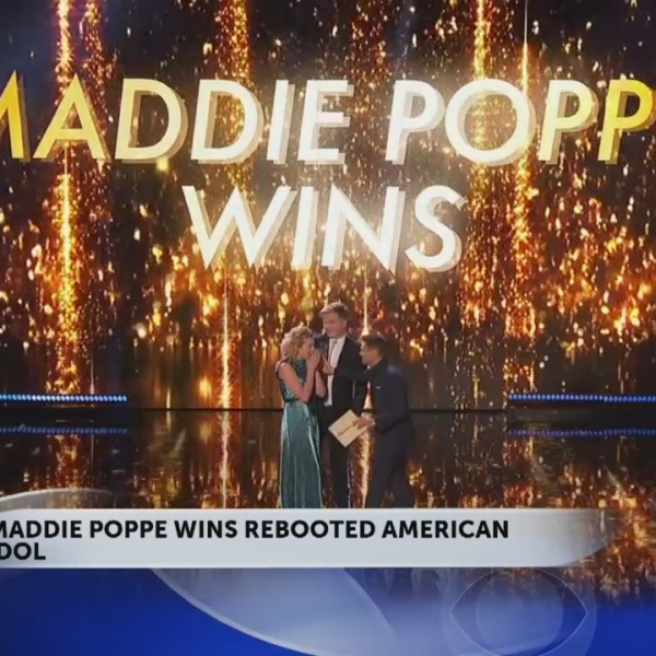 Maddie Poppe wins ABC American Idol Revival