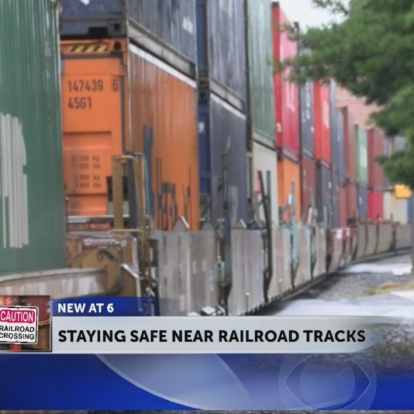 Caution, railroad crossing: Growing concern after several train accidents in the Tri-Cities