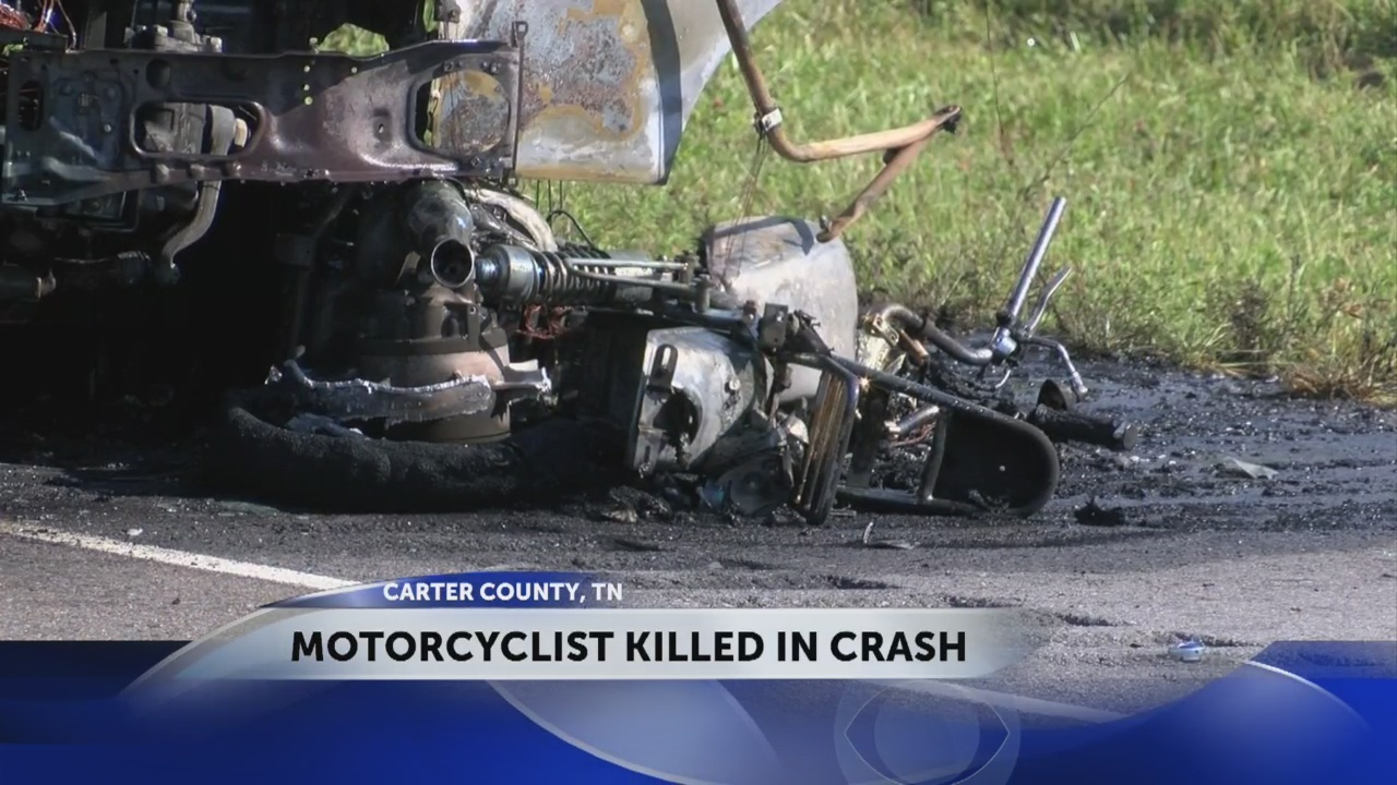 One person killed after crash involving motorcycle in Carter
