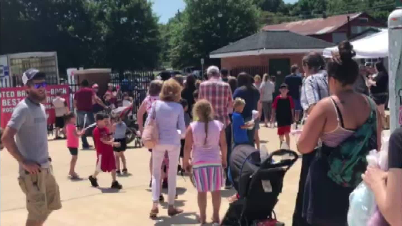 Good Samaritan Ministries: Back 2 School picnic