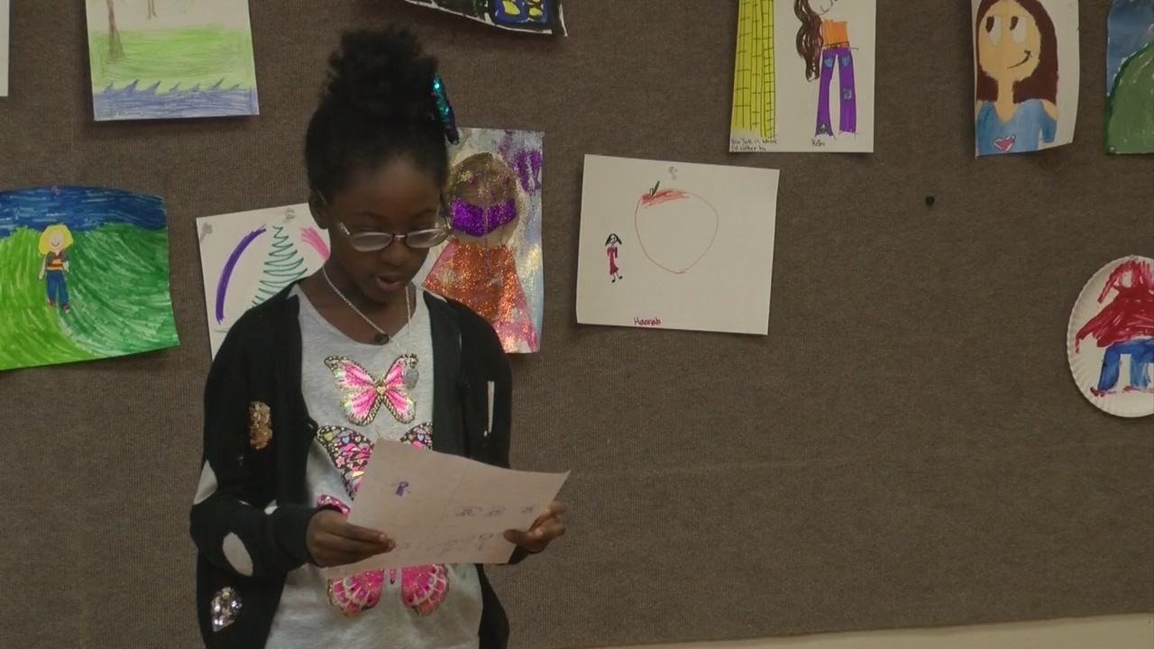 Storytelling Camp helps kids discover identity, confidence