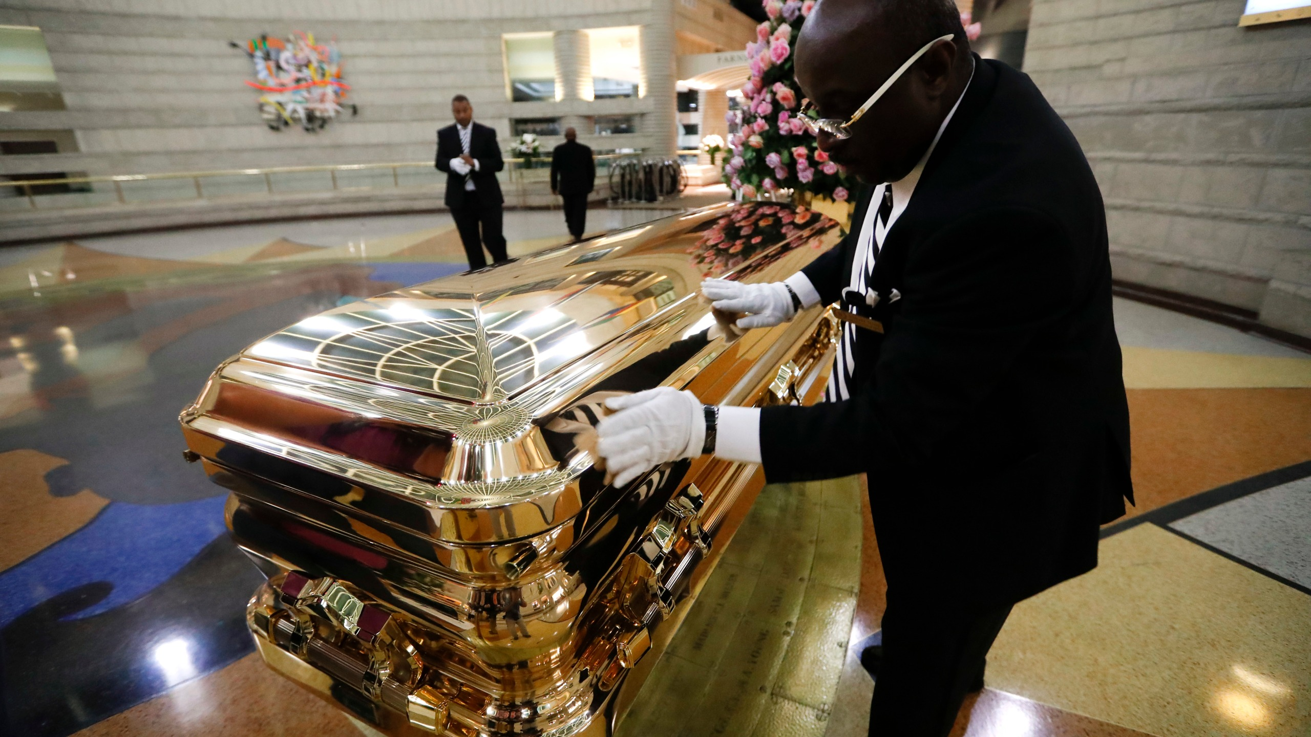 Watch Live Funeral Service For Soul Legend Aretha Franklin