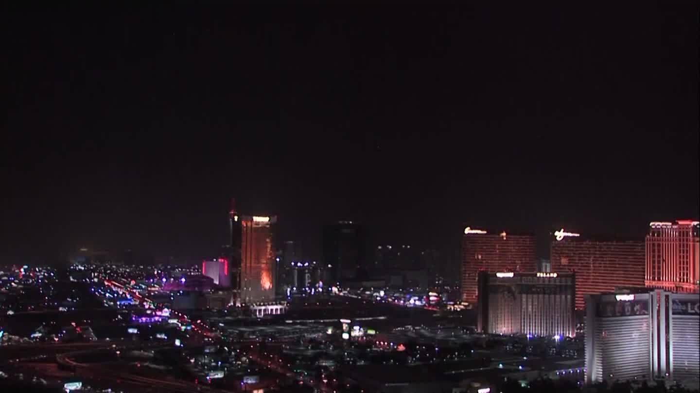 COOL VIDEO: Dust storm hits Las Vegas