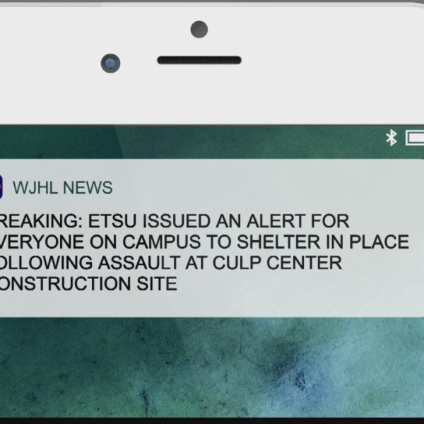ETSU siren system triggered for first time in six years in response to possible campus threat