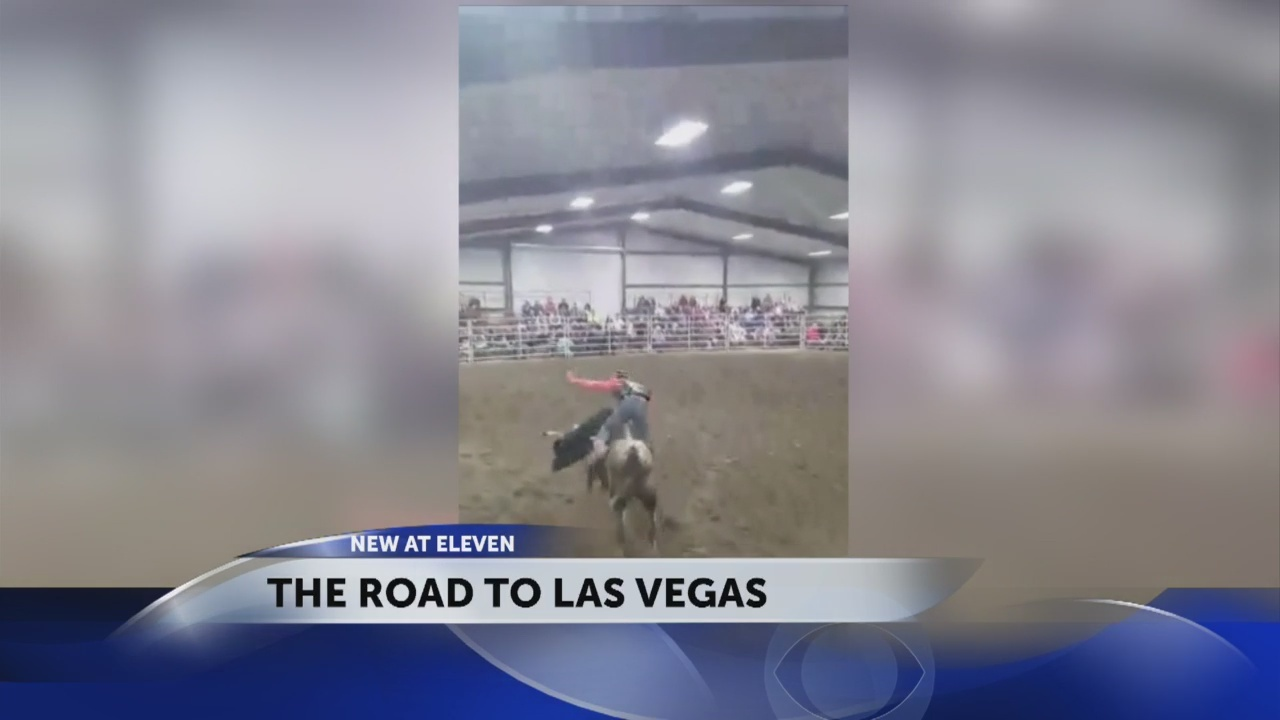 Limestone teen, 15, qualifies for Jr  National Finals Rodeo