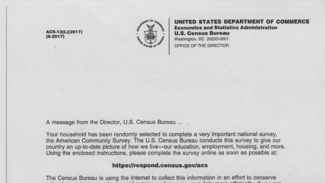 Is this 'Census Bureau' survey a scam, or is it legit?