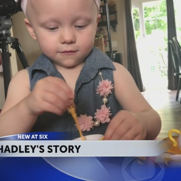 Local girl returns to Tri-Cities after 6 months of chemo