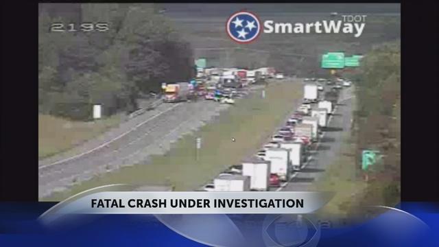 TDOT reviewing section of I-81 after fatal crash