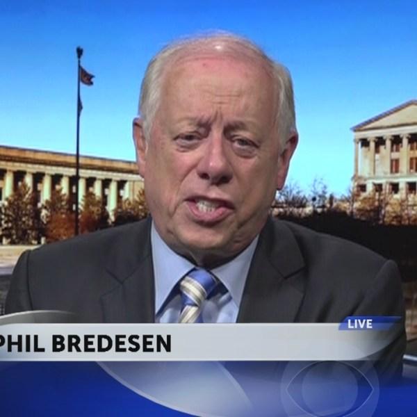 Senate Candidate Phil Bredesen talks to ABC Tri-Cities