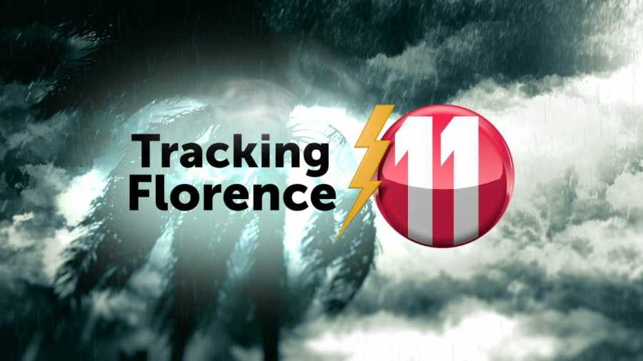 TRACKING FLORENCE: Evacuation ordered for 245,000 Virginians