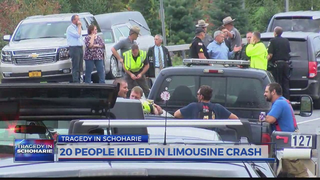 Continuing Coverage: Tragedy in Schoharie