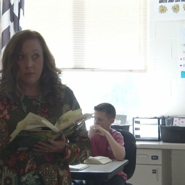 Kimberly Trivette is this week's Educator of the Week