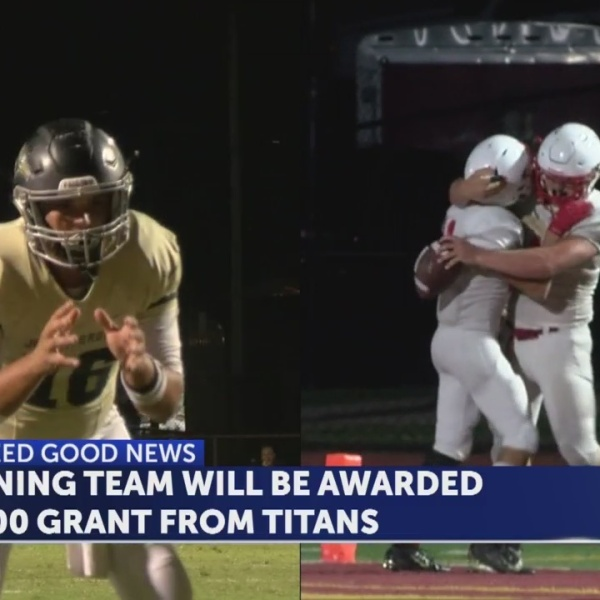 Musket Bowl named Titans Game of the Week