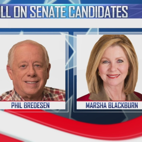 Poll released on Tennessee elections