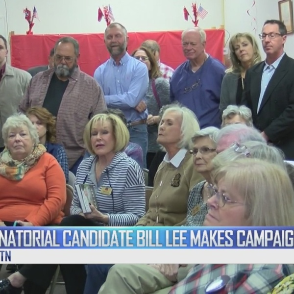 Tennessee Governor candidates make local stops