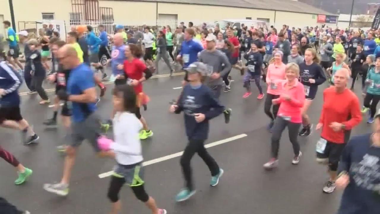2018 Johnson City Turkey Trot Road Race season kicks off