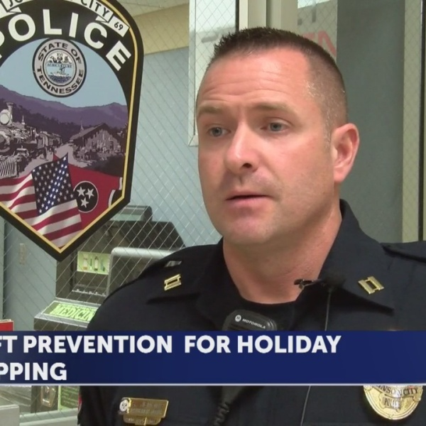 Johnson City Police list theft prevention methods for the holiday season