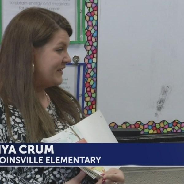 Tonya Crum is the Educator of the Week