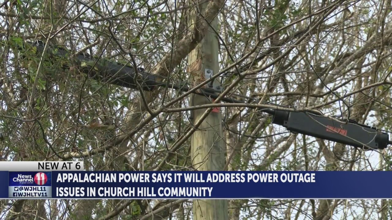 IN YOUR CORNER: Appalachian Power accused of neglecting power line maintenance, causing frequent outages