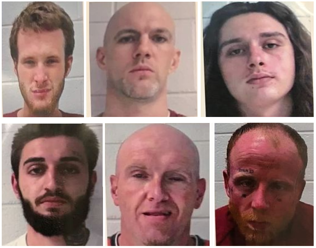 6 indicted in Washington County, TN inmate's death