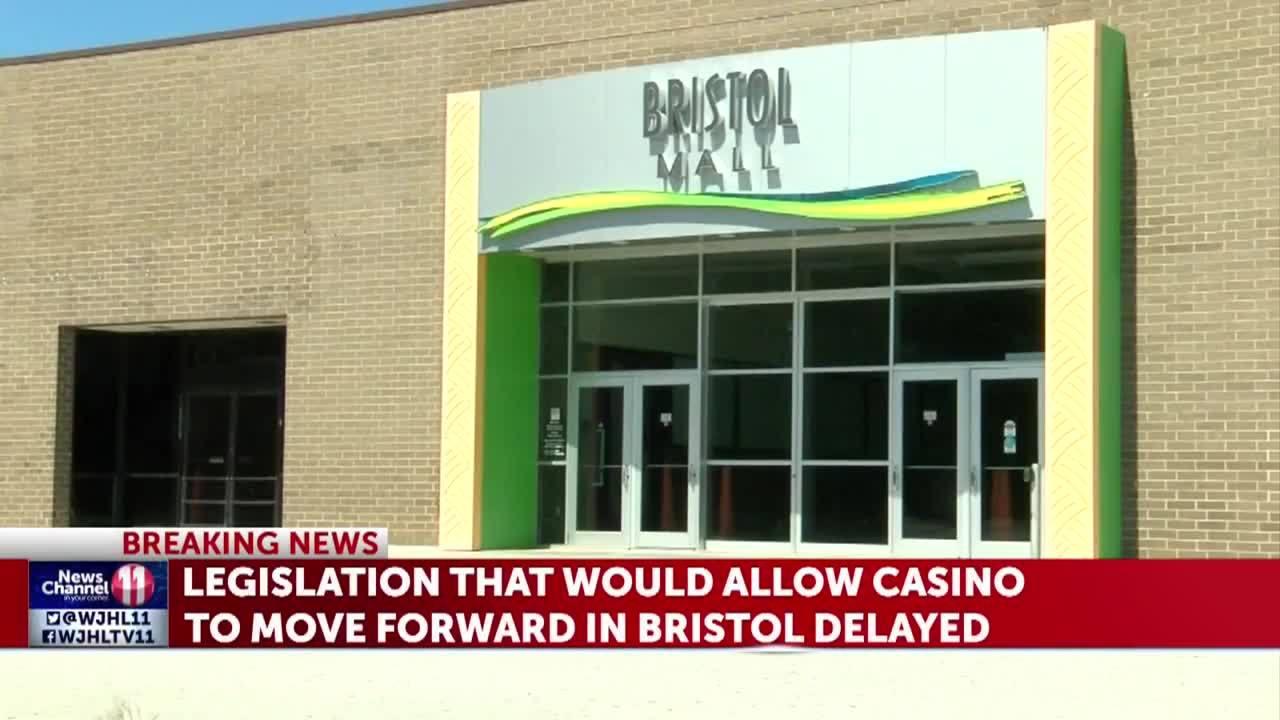 Casino gambling legislation pushed back to 2020