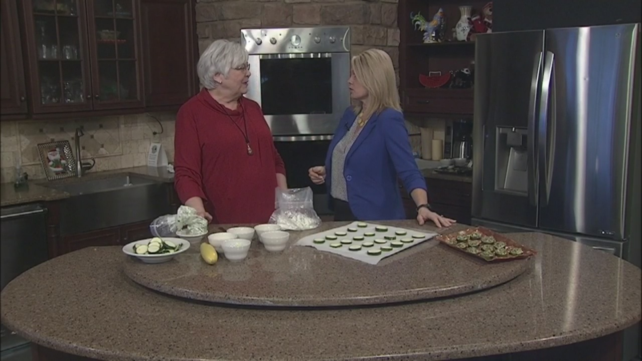 Local dietitian offers diabetic-friendly Big Game snack