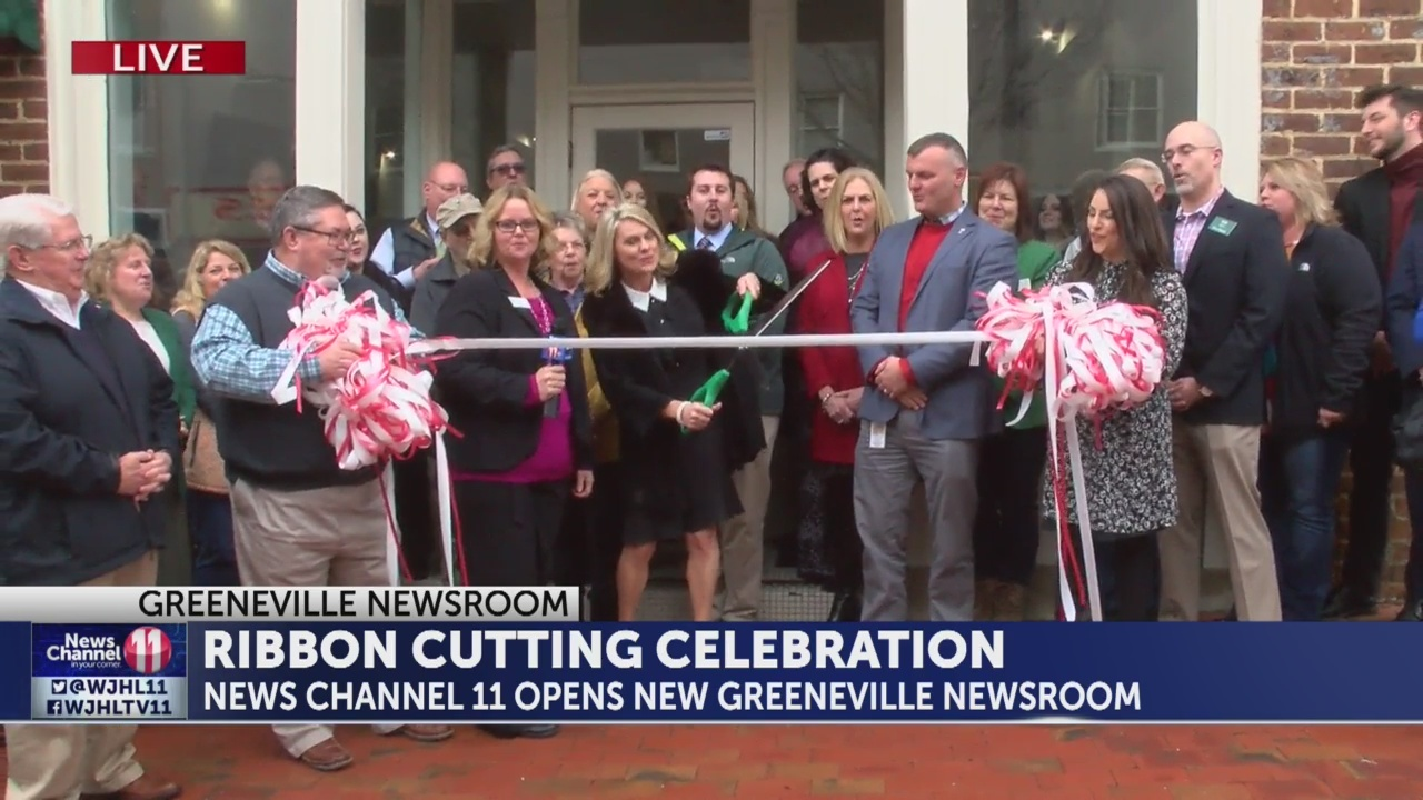 News Channel 11, ABC Tri-Cities opens a newsroom in Downtown Greeneville
