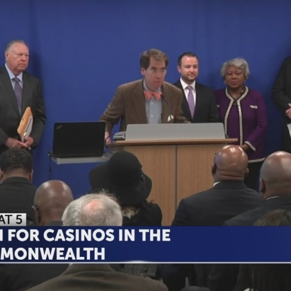 Virginia lawmakers push for gaming referendums on local ballots