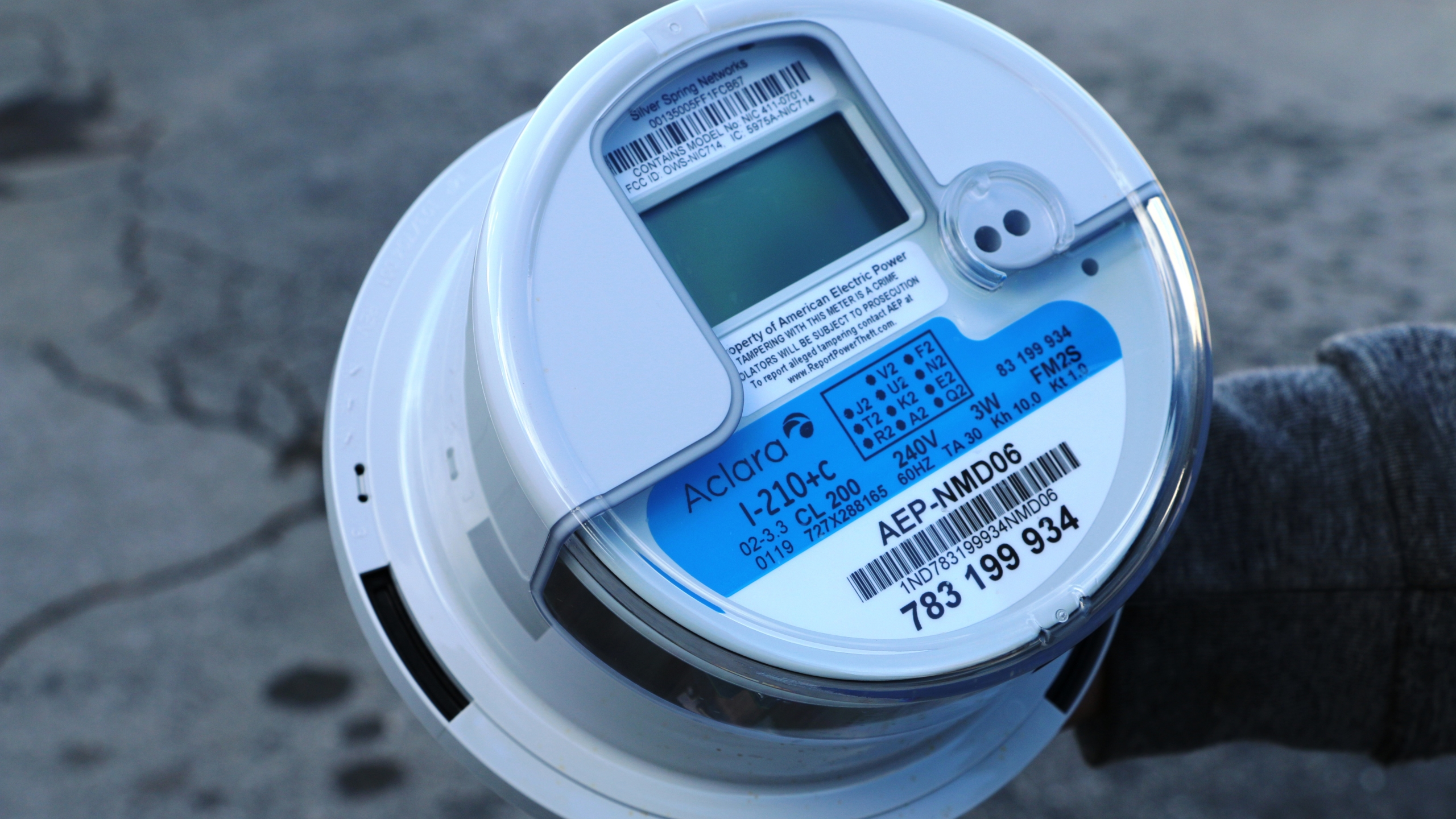 Appalachian Power installing new meters in Kingsport