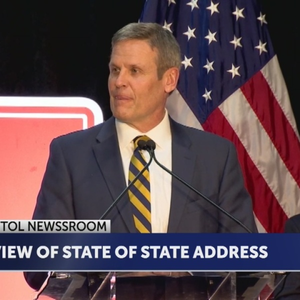 Governor talks about agriculture and education as part of State of the State