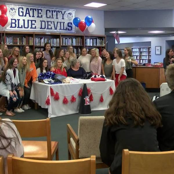 COACH'S CORNER: Presley Overbey signs with King University
