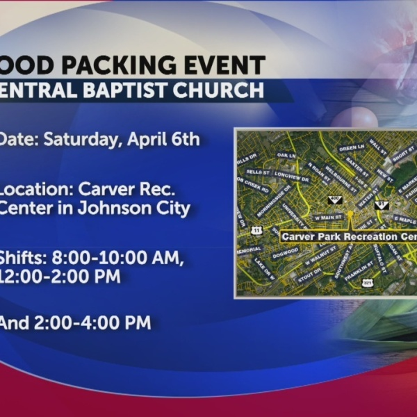Central Baptist fundraiser