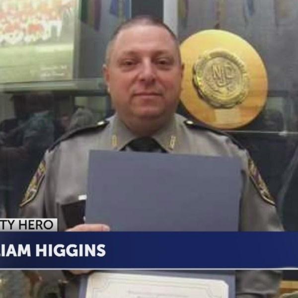 Community Hero 3-13-19 William Higgins