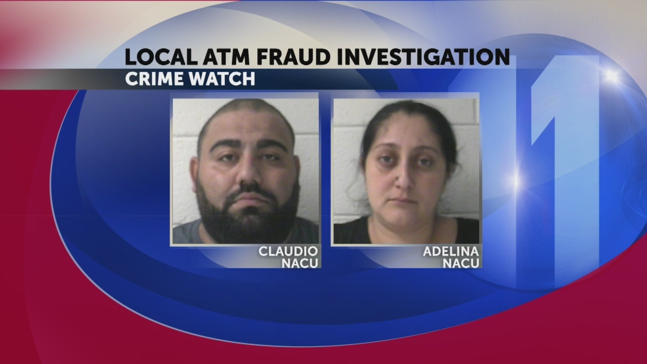 JCPD: Two people arrested on fraud charges