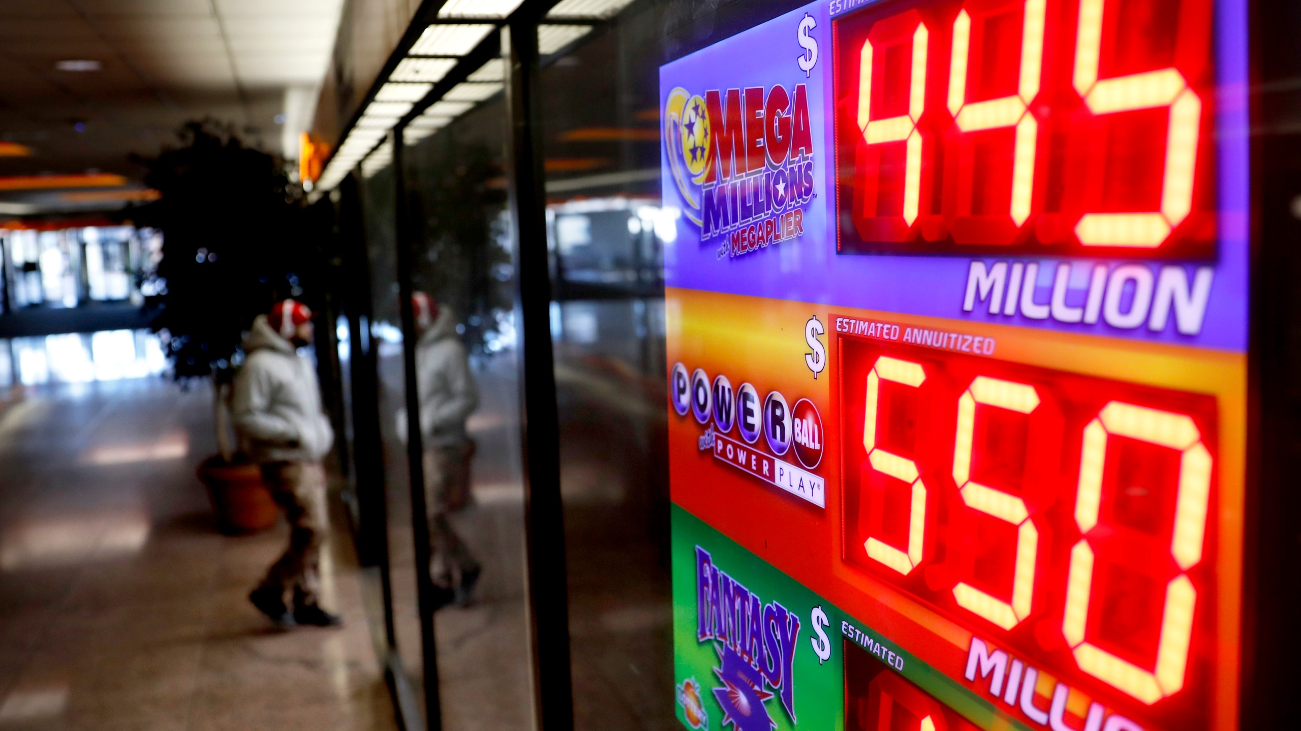 TN Lottery: $150,000 Powerball winner is from Knoxville