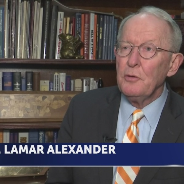 Tennessee Sen. Lamar Alexander proposes GOP Green Deal