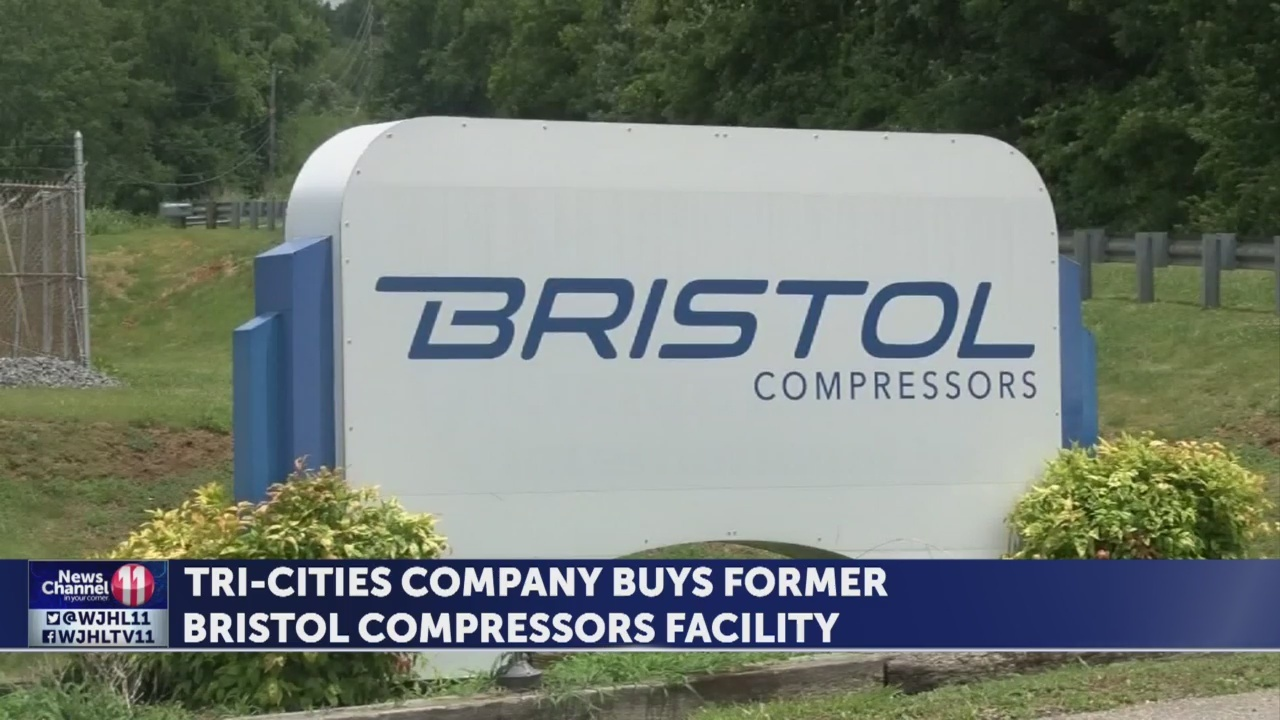 Tri-Cities based company buys former Bristol Compressors facility