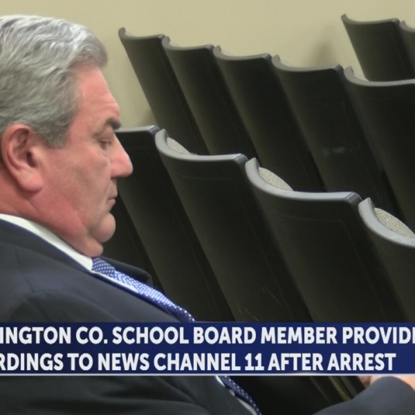 Washington Co. school board member's phone recordings could spark further investigation