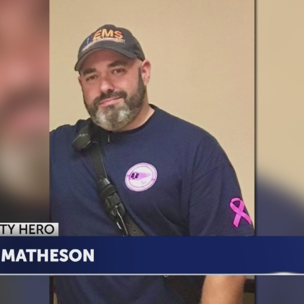 Community Hero 4-03-19 Eric Matheson