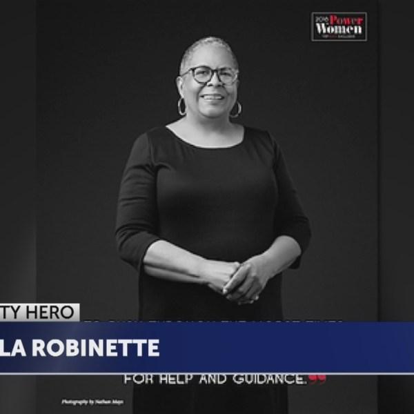 Community Hero 4-17-19 Stella Robinette