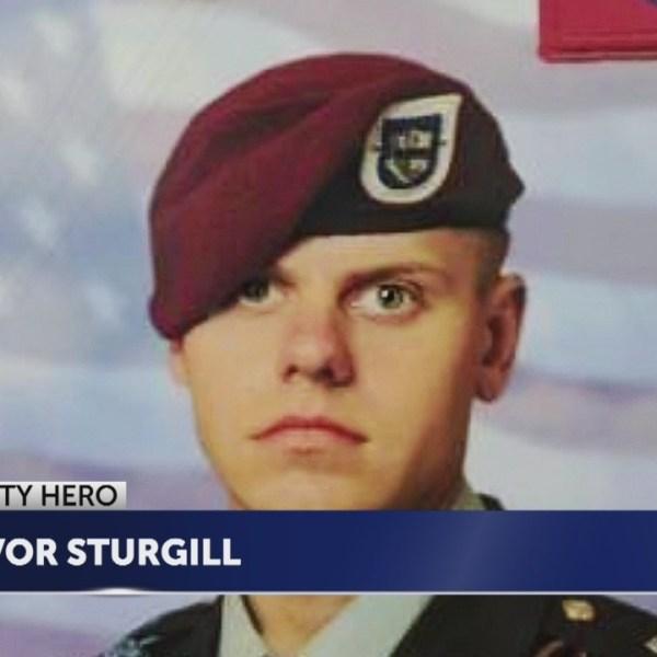Community Hero 4-24-19 Trevor Sturgill