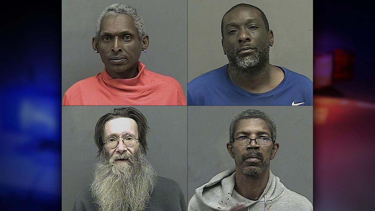 Four arrested in Kingsport drug investigation