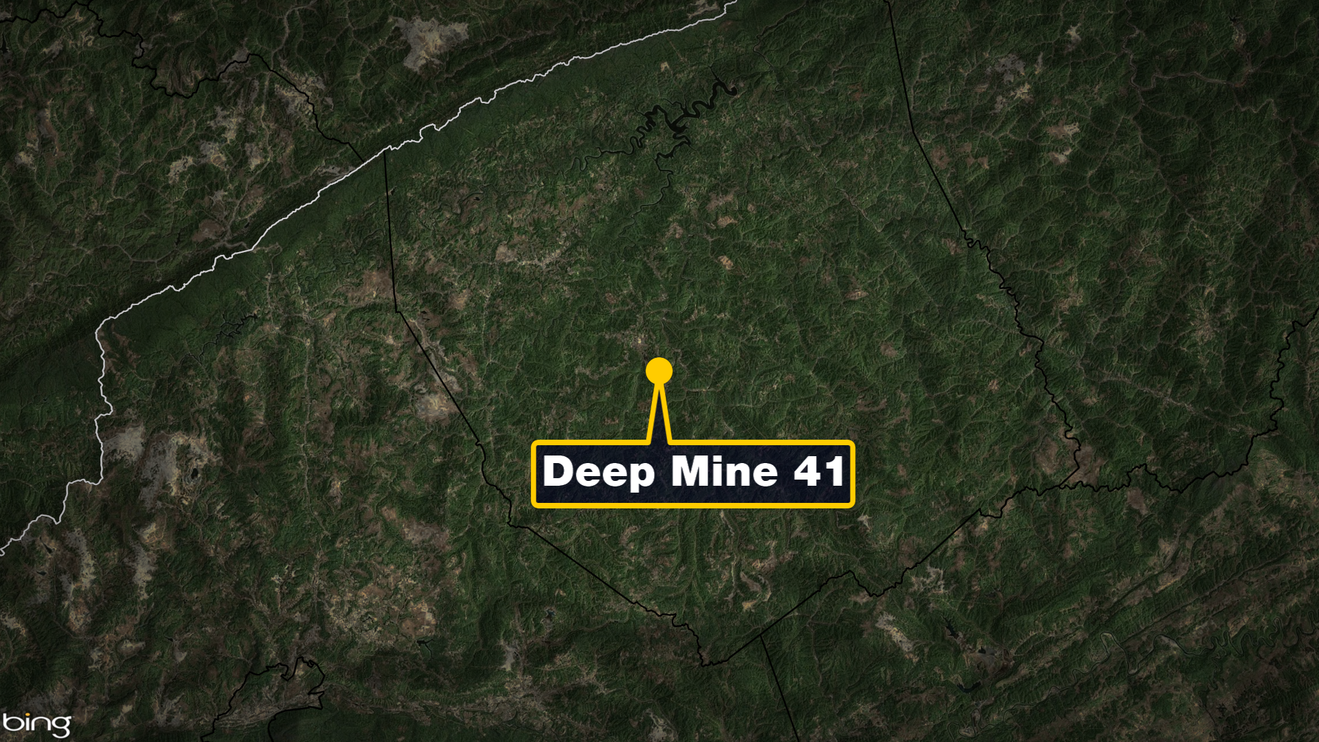 Mining Accident Dickenson County