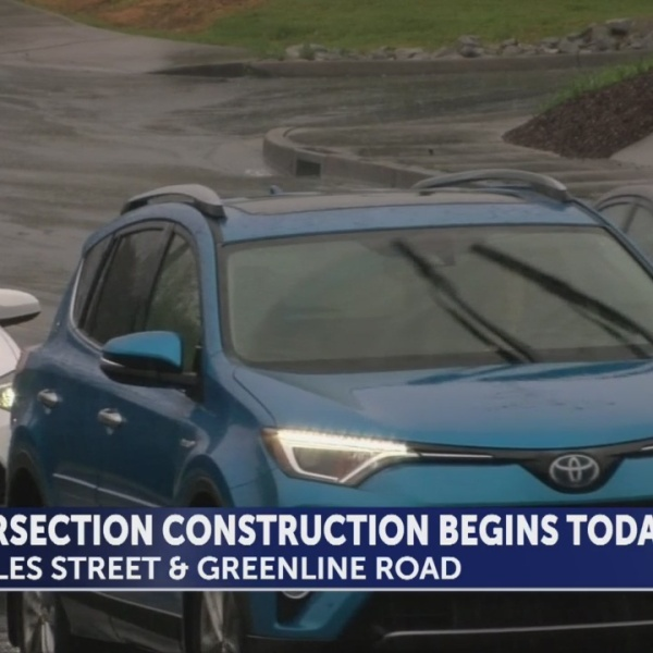 Peoples Street roadwork starts today
